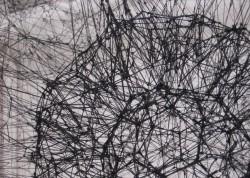 Tomas Saraceno - Galaxien - Biennale09