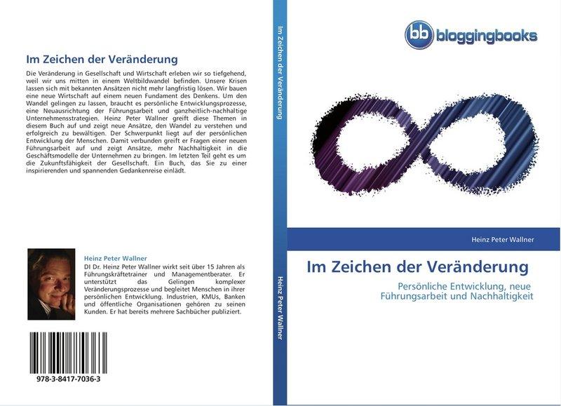 Buch: Im Zeichen der Veränderung - hpwallner 2012