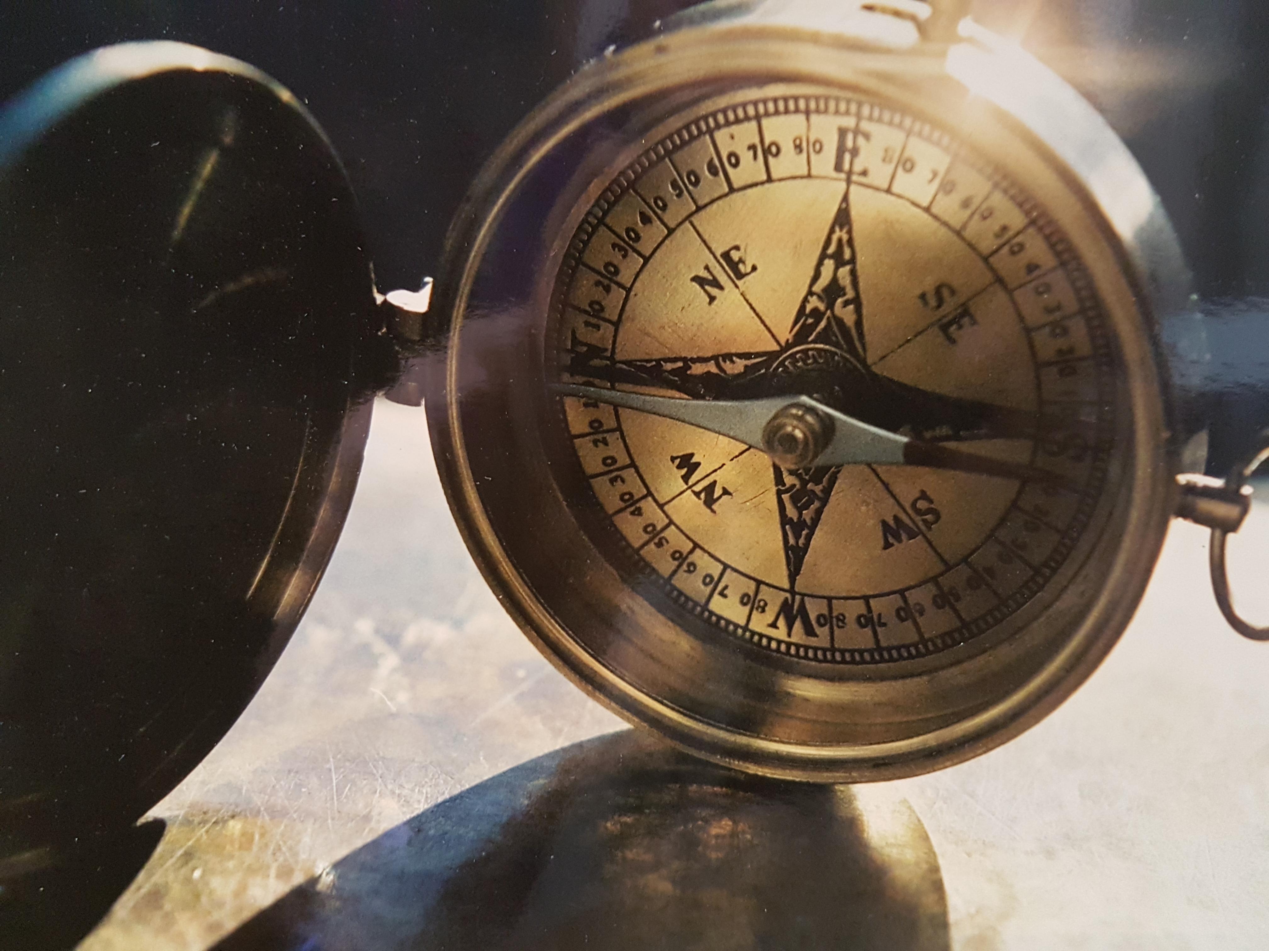 Kompass - Foto: Dodo Kresse
