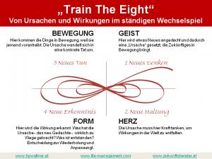 Train the Eight - Ursachen und Wirkungen - Wallner 2009