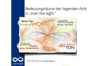 train the eight - Räume
