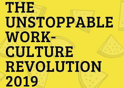 Bild zur Online-Konferenz: The unstoppable Work-Culture Revolution 2019 Wie Du Dein Unternehmen für die neue Arbeitsrevolution zukunftssicher machst und gleichzeitig Innovationen beschleunigst.